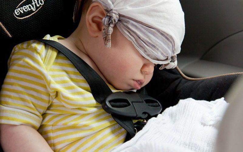Fotelik do samochodu dla dziecka