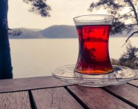 Herbata na łonie natury