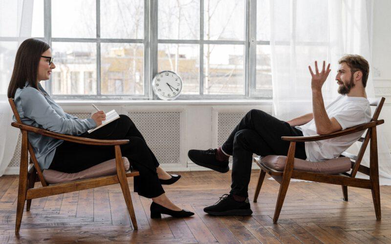 Rozmowa, popularne w psychologii