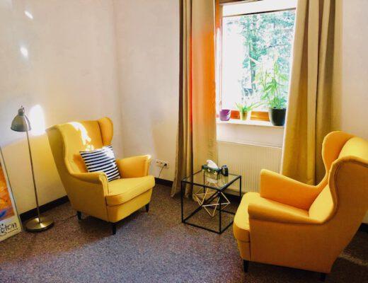 Pokój psychoterapeutyczny